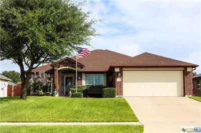 Killeen Single Family Home For Sale: 5001 Colorado Drive