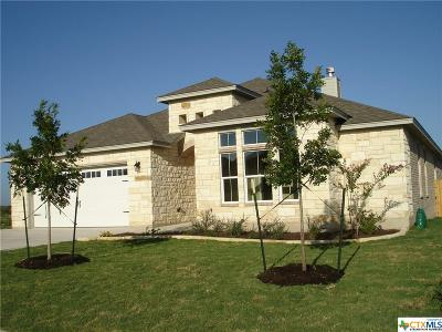 Jarrell TX Single Family Home For Sale: $279,500