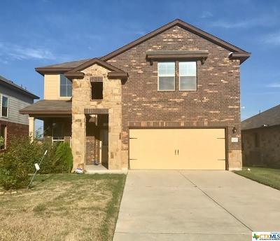 Temple Single Family Home For Sale: 1207 Fawn Lily