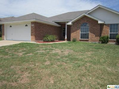 Killeen Single Family Home For Sale: 5500 Shawn Dr Drive