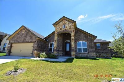 Killeen Single Family Home For Sale: 2706 John Helen