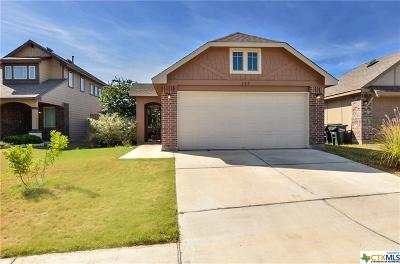 San Marcos TX Single Family Home For Sale: $234,900