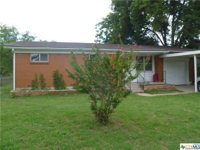 Lampasas Single Family Home For Sale: 22 Del Norte Avenue