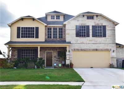 Schertz Single Family Home For Sale: 5490 Cypress Point