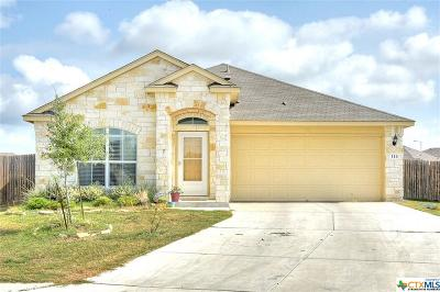 San Marcos TX Single Family Home For Sale: $168,000