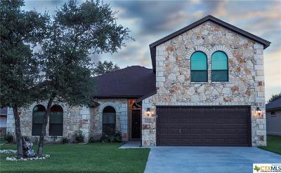 Killeen Single Family Home For Sale: 5304 Encino Oak Way