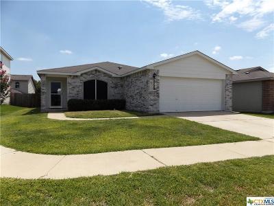 Killeen Single Family Home For Sale: 3300 John Porter