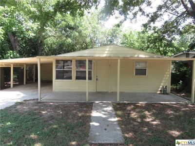 Killeen Single Family Home For Sale: 806 Evergreen Street