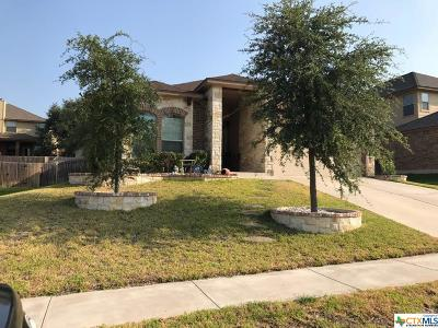 Killeen Single Family Home For Sale: 5307 Sulfur Spring Drive