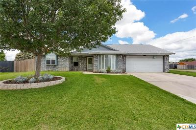 Killeen TX Single Family Home For Sale: $131,000
