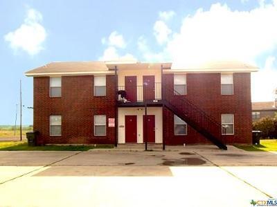 Killeen Multi Family Home For Sale: 1601 Cedarhill Drive
