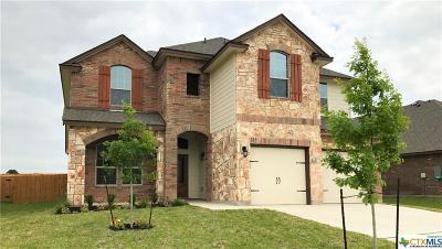 Temple Single Family Home For Sale: 1502 H K Allen