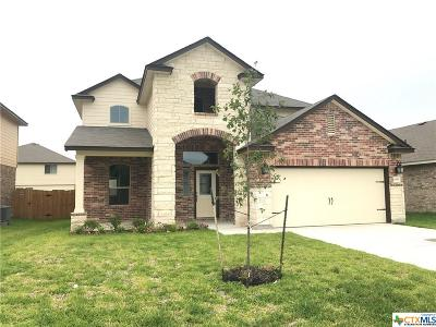 Temple Single Family Home For Sale: 6330 Ambrose