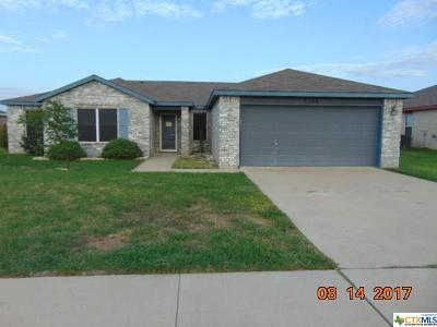 Killeen TX Single Family Home For Sale: $103,182
