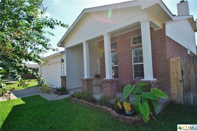 Temple TX Single Family Home For Sale: $163,500