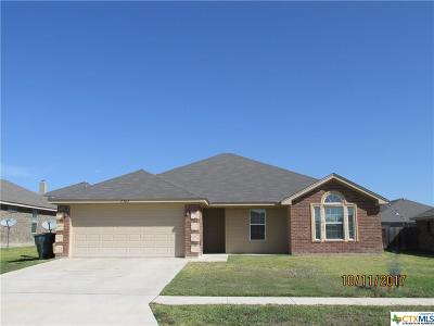 Killeen Single Family Home For Sale: 2503 Coal Oil Dr