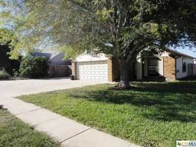 Copperas Cove Single Family Home For Sale: 128 Patterson