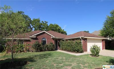 Harker Heights Single Family Home For Sale: 1817 Volley