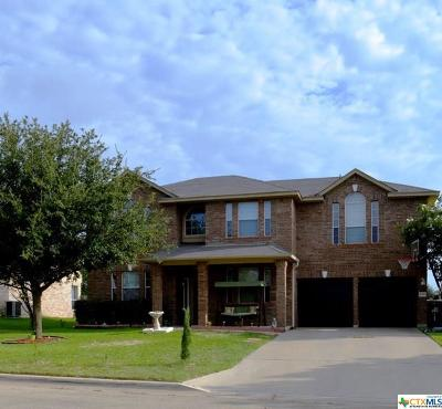 Temple Single Family Home For Sale: 7108 Rickey Drive