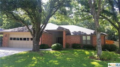 Temple Single Family Home For Sale: 3309 Pecan Valley