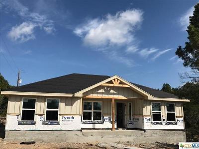 Canyon Lake TX Single Family Home For Sale: $159,900