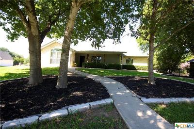 Salado Single Family Home For Sale: 800 Indian Trail