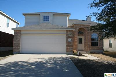 Killeen Single Family Home For Sale: 6703 Taree