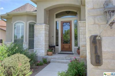 New Braunfels Single Family Home For Sale: 416 Elmwood Drive