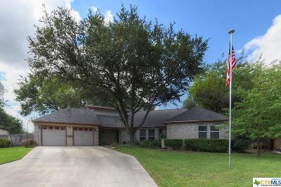New Braunfels TX Single Family Home For Sale: $299,000