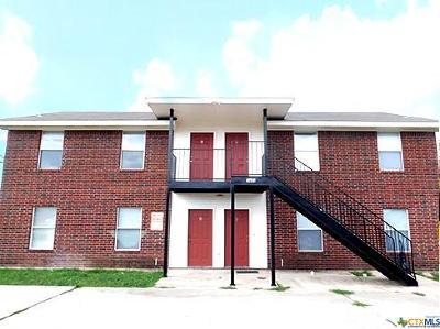 Killeen Multi Family Home For Sale: 1603 Cedarhill Drive