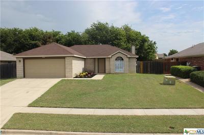 Killeen Single Family Home For Sale: 2710 Belt