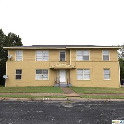 Killeen Multi Family Home For Sale: 907 Sissom