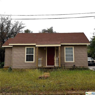 Killeen Single Family Home For Sale: 709 Attas