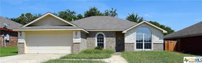 Nolanville Single Family Home For Sale: 214 Nolan Ridge