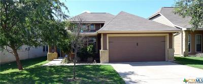 Killeen Single Family Home For Sale: 3416 Castleton