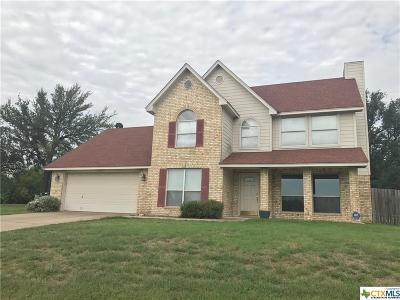 Belton TX Single Family Home For Sale: $219,000