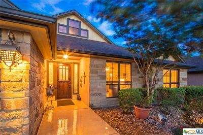 New Braunfels TX Single Family Home For Sale: $317,000
