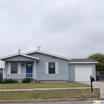 Killeen Single Family Home For Sale: 3211 Jason Cove