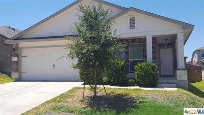 Killeen Single Family Home For Sale: 9513 Fratelli Court