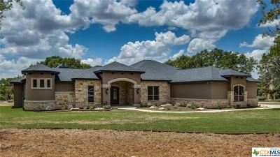 Spring Branch TX Single Family Home For Sale: $725,000