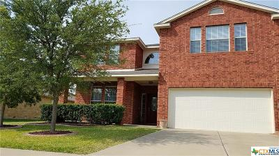 Killeen Single Family Home For Sale: 5119 Birmingham Circle