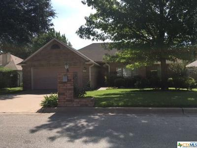 Temple Single Family Home For Sale: 4709 Oxford