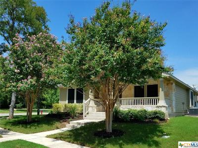 Round Rock Single Family Home For Sale: 835 Heritage Springs