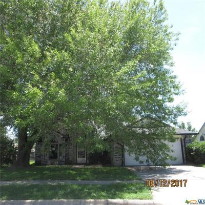 Killeen Single Family Home For Sale: 2000 Meadowbrook Drive