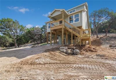 Canyon Lake Single Family Home For Sale: 1131 Hancock Road
