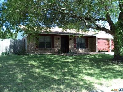 Killeen Single Family Home For Sale: 1909 Muir Drive