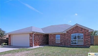 Killeen Single Family Home For Sale: 4600 Michael