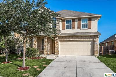 Schertz Single Family Home For Sale: 9009 Peridot