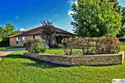 Kempner Single Family Home For Sale: 3281 Lomas Rodando Calzada