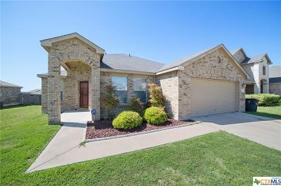 Killeen Single Family Home For Sale: 6113 Bridgewood